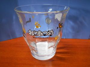 ねこあつめグラス