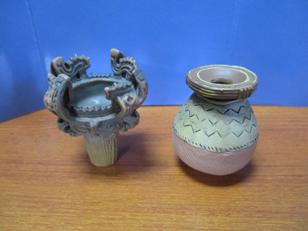 歴史 埴輪 土偶 土器 青銅器 ガチャガチャ