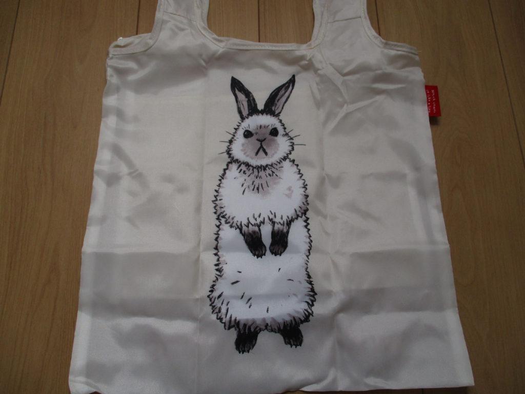 3月のライオン 14巻 特装版 付録 エコバッグ 白ウサギちゃん