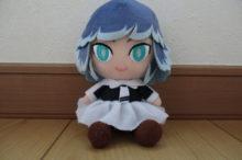 妖怪学園 姫川フブキ Chibi ぬいぐるみ